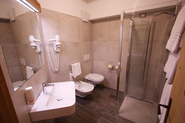 Foto del bagno Hotel Trieste