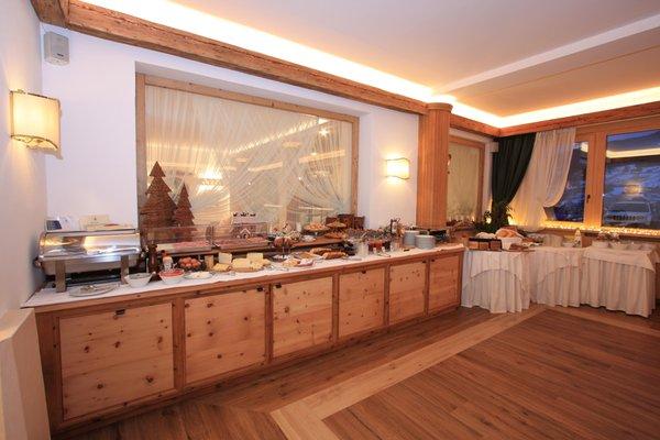 Das Frühstück Hotel Trieste