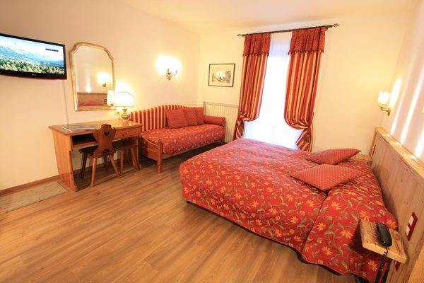 Foto della camera Hotel Trieste