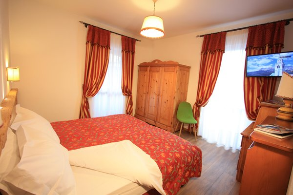 Foto vom Zimmer Hotel Trieste