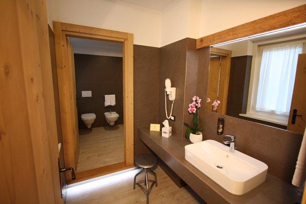 Photo of the bathroom Hotel Trieste