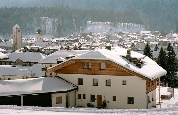 Foto invernale di presentazione Josef Lercher - Appartamenti 3 soli