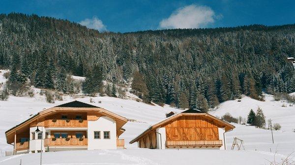 Foto esterno in inverno Josef Lercher