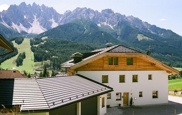 Foto esterno in estate Josef Lercher