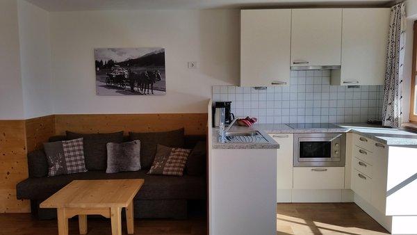 Der Wohnraum Josef Lercher - Ferienwohnungen 3 Sonnen
