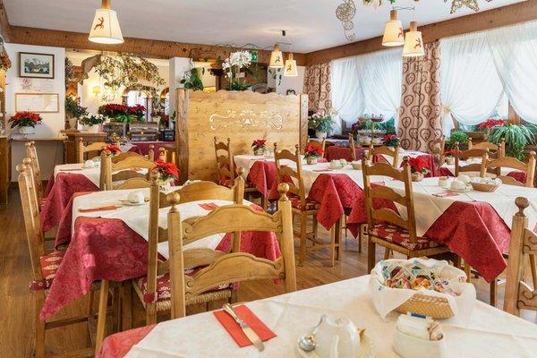 Il ristorante Cortina d'Ampezzo Columbia
