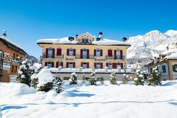 Foto invernale di presentazione Meublé Regina