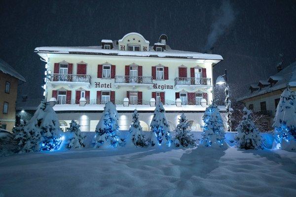 Foto esterno in inverno Regina