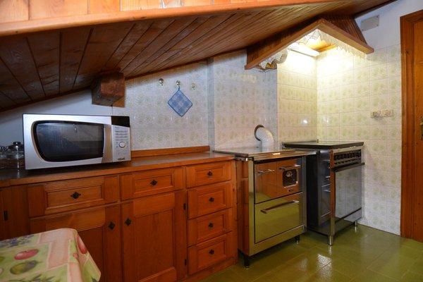 Foto della cucina Attico Castello
