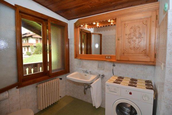 Foto del bagno Appartamento Attico Castello