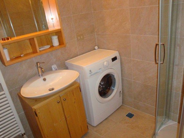 Foto del bagno Appartamento Santini Giorgio