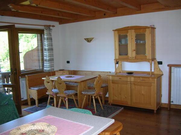 The living area Menardi Flora - Apartment