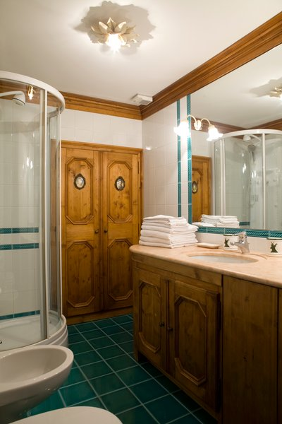 Photo of the bathroom Bed & Breakfast Oltres