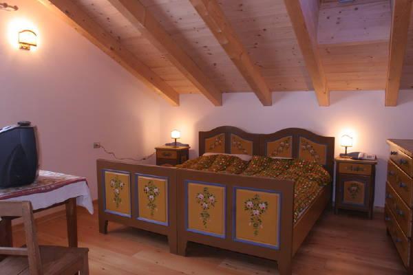 Foto della camera B&B + Appartamenti in agriturismo Degasper Giorgio
