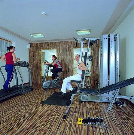 Foto della zona fitness Centro benessere San Leonardo