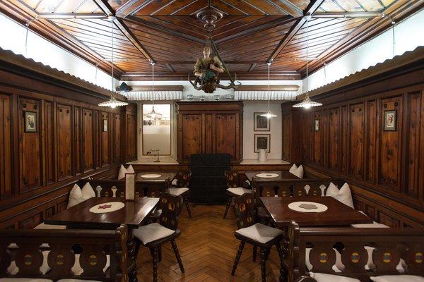 Il ristorante San Candido Parkhotel Sole Paradiso