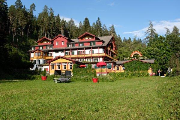 Foto estiva di presentazione Parkhotel Sole Paradiso