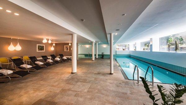 La piscina Sporthotel Tyrol Dolomites - Hotel 4 stelle