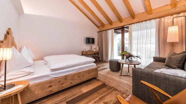 Foto vom Zimmer Sporthotel Tyrol Dolomites