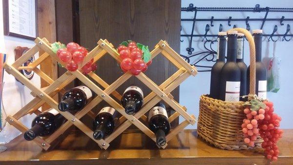 La cantina dei vini San Candido Brandl