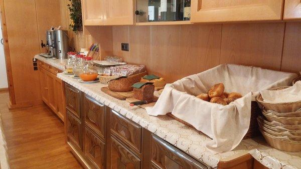 La colazione Brandl - Hotel 3 stelle sup.