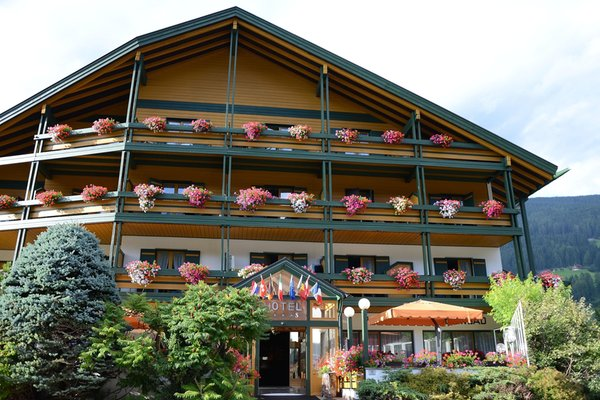 Foto estiva di presentazione Hotel Brandl