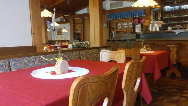 Das Restaurant Innichen Brandl
