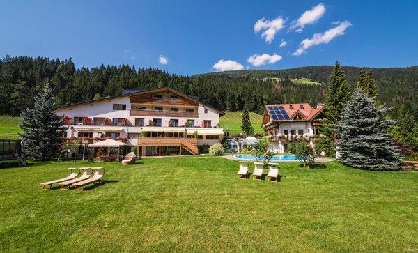 Foto estiva di presentazione Helmhotel - Hotel 3 stelle sup.