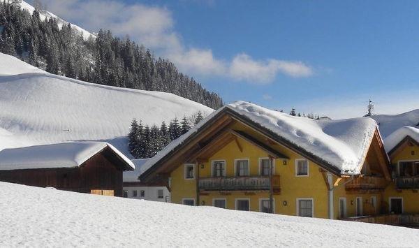 Foto invernale di presentazione Tolderhof - Hotel 3 stelle