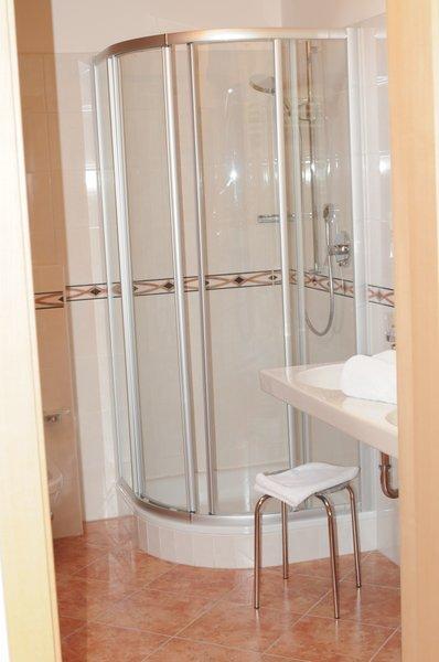 Foto del bagno Hotel Tolderhof
