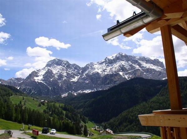 Foto del balcone Apartments Rit