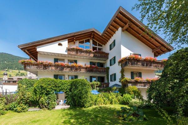 Foto estiva di presentazione Garni-Hotel Letizia