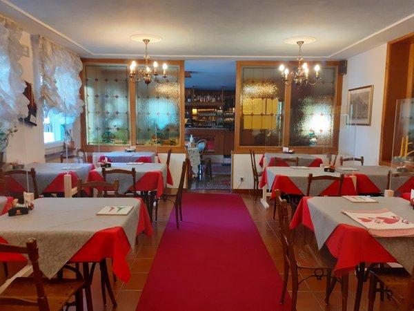 Le parti comuni Garni-Hotel Letizia