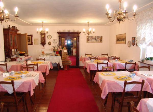 La colazione Garni-Hotel Letizia