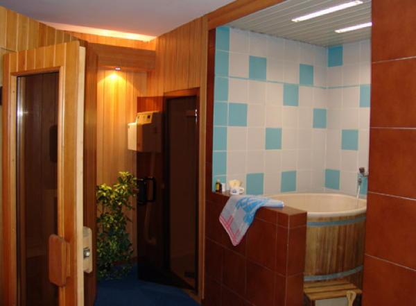 Foto del wellness Garni-Hotel Letizia