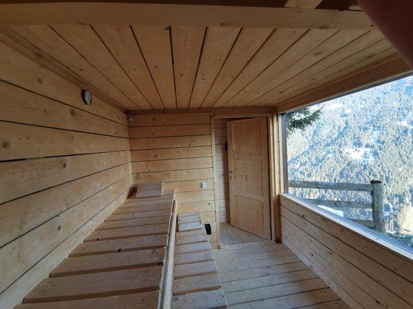 Foto del balcone Almhof