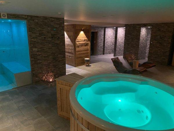 Foto del wellness Hotel Almhof