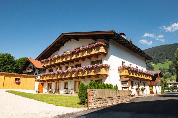 Foto estiva di presentazione Garni + Residence Siebnerhof
