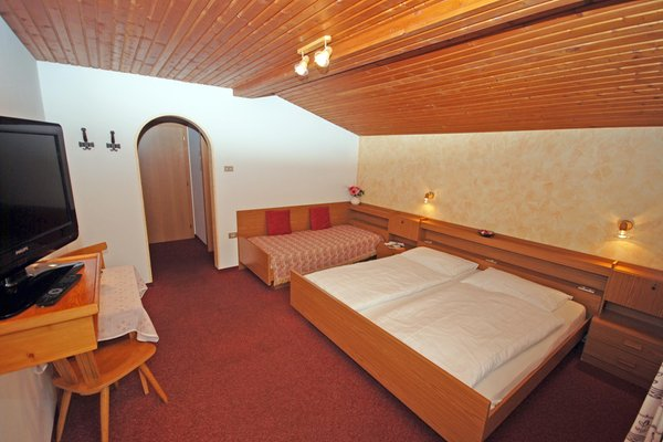 Foto della camera Garni + Residence Siebnerhof