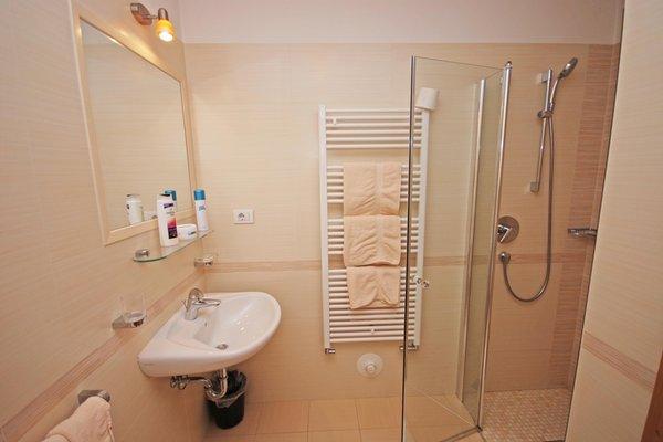Foto del bagno Garni + Residence Siebnerhof