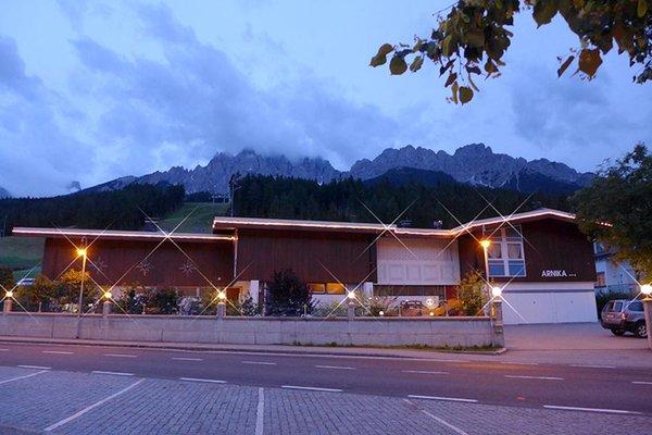 Foto estiva di presentazione Residence Arnika