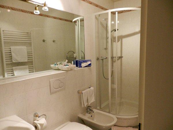 Foto del bagno Residence Arnika
