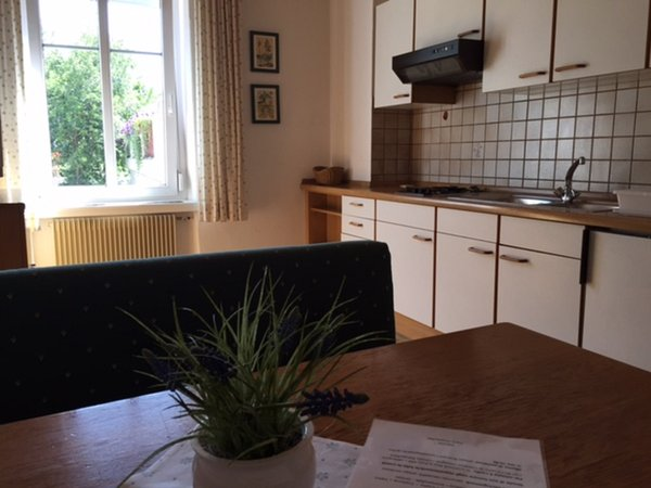 Foto della cucina Innerkofler