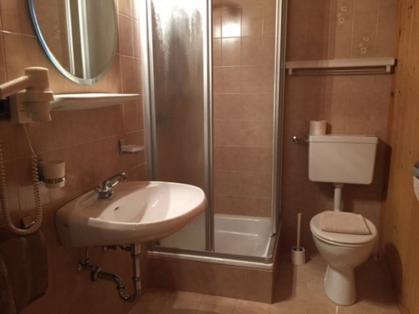 Foto del bagno Residence Innerkofler