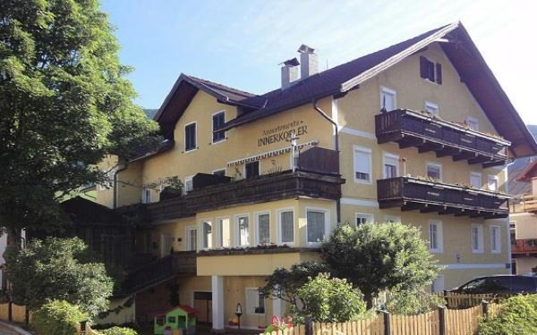 Foto estiva di presentazione Residence Innerkofler