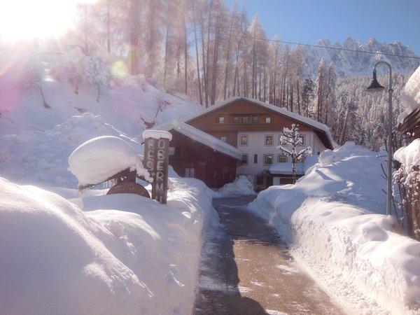 Foto esterno in inverno Obermüller