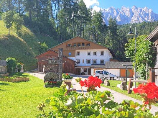 Foto estiva di presentazione Residence Obermüller