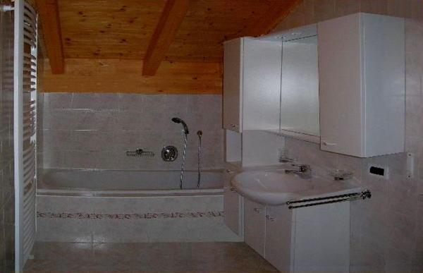 Foto del bagno Appartamenti La Pineta
