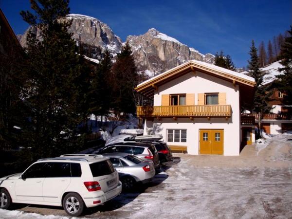 Il parcheggio Appartamenti La Pineta