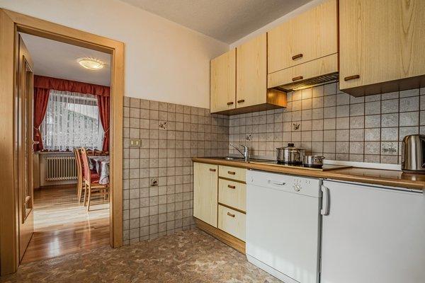 Foto der Küche La Pineta
